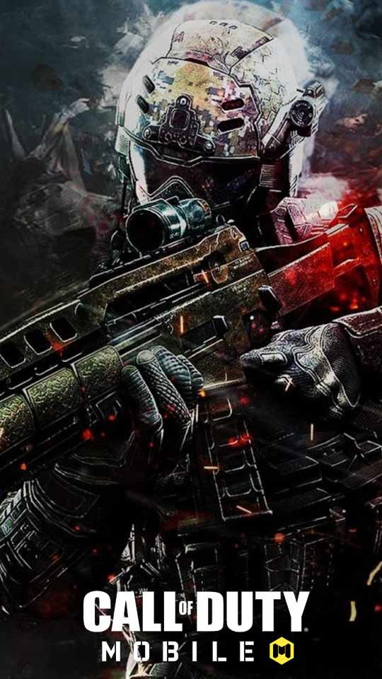 Download and Install COD Mobile game on Windows 7810 PC with 540x960