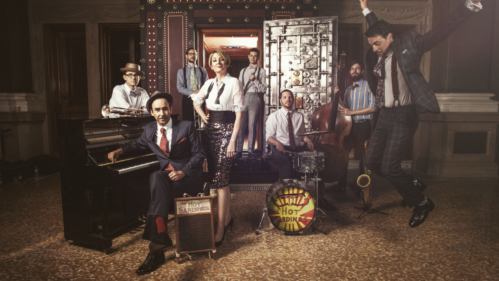 The Hot Sardines Wallpaper Celebrities Artists The Hot 1920x1080