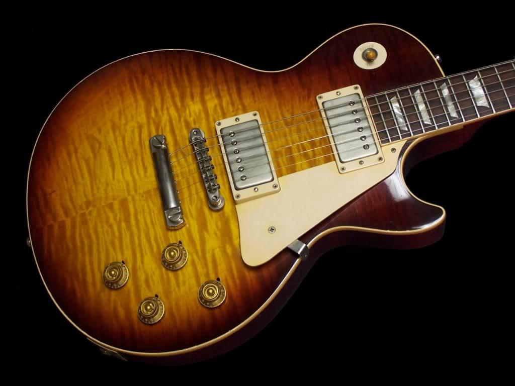 Epiphone Wallpapers: Gibson Les Paul Wallpaper