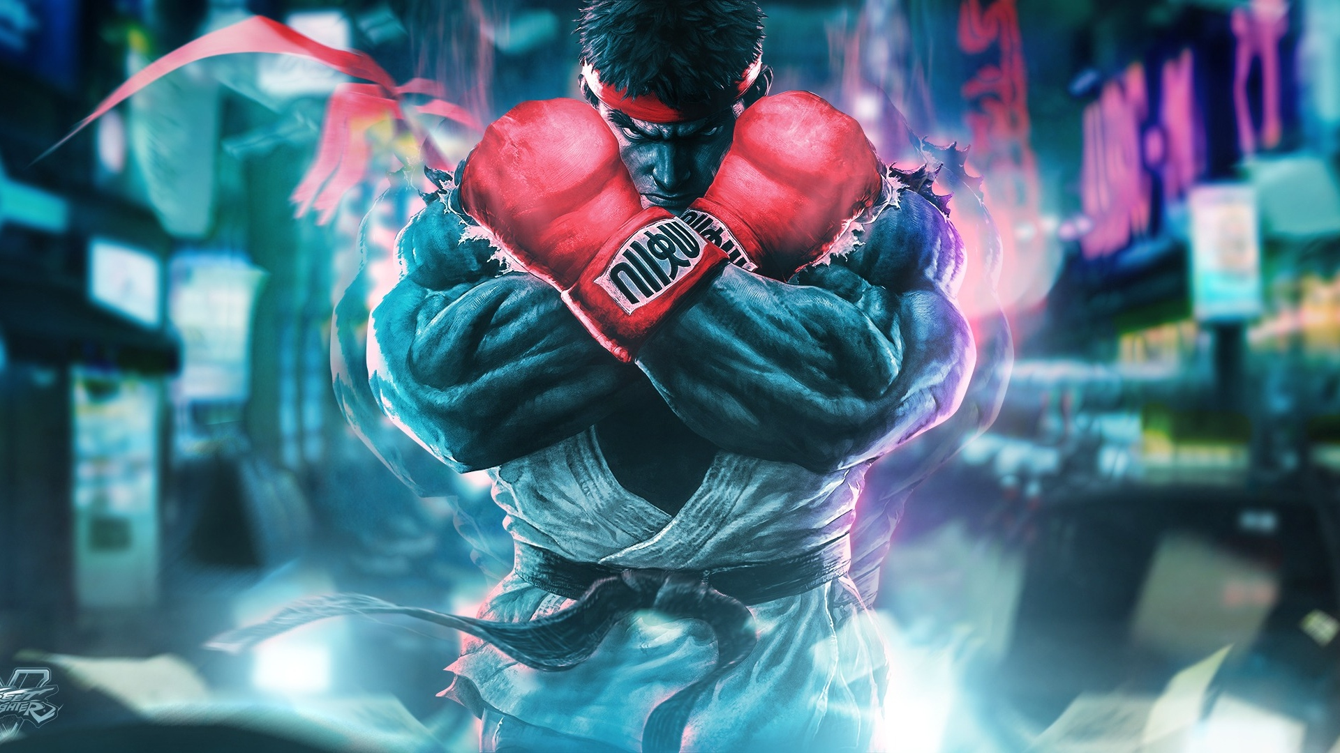 Free Download Download Wallpaper 1920x1080 Street Fighter 5 Capcom
