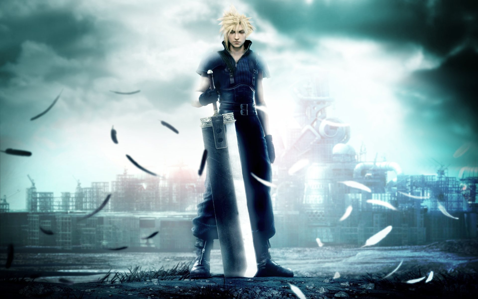 Pics Photos   Final Fantasy 7 Hd Wallpaper Desktop For Desktop 1920x1200