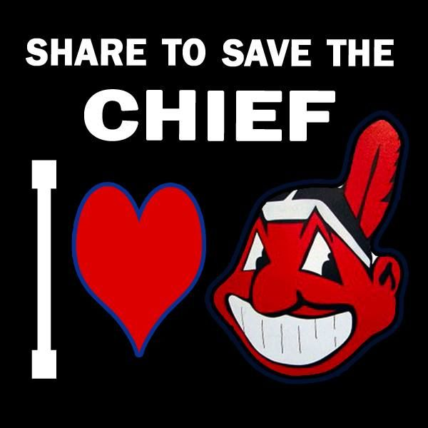 SAVE CHIEF WAHOO | CLE | Pinterest
