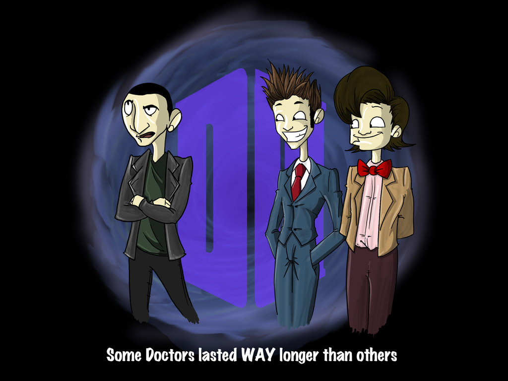 Doctor Who Desktop Wallpapers 1024x768