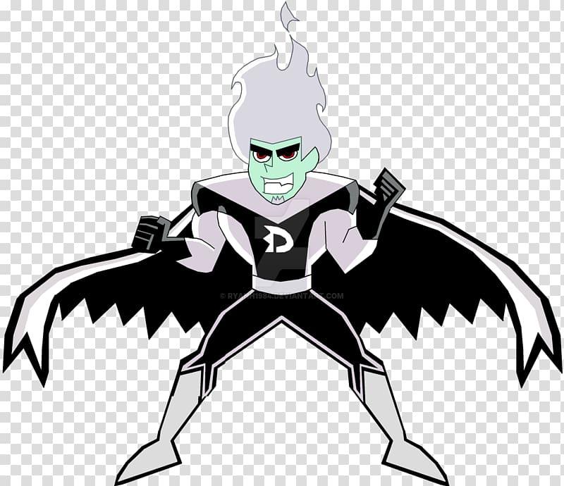 Dark Danny Madeline Fenton Vlad Pariah Dark Danny Phantom 800x690