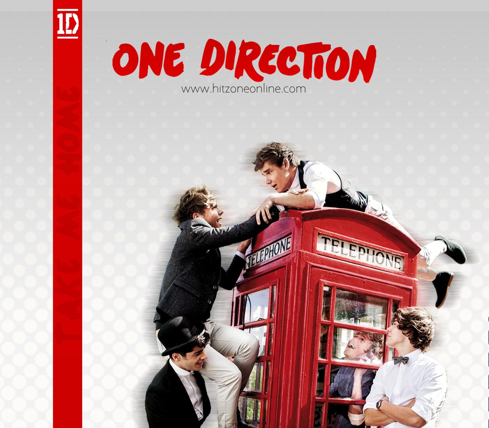 [77+] One Direction Take Me Home Wallpaper on WallpaperSafari