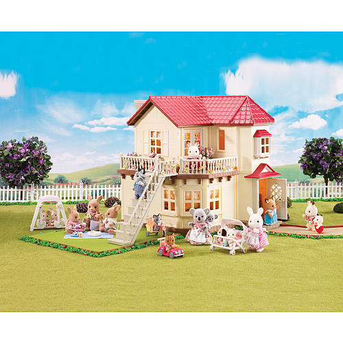 Cheap Townhouses: [49+] Calico Critters Wallpaper For Houses On WallpaperSafari
