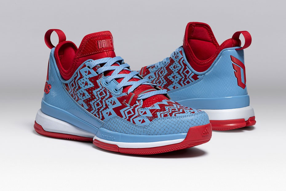 huge selection of c36f7 f76f9 Adidas Unveils Damian Lillards Signature Shoe D Lillard 1 930x620