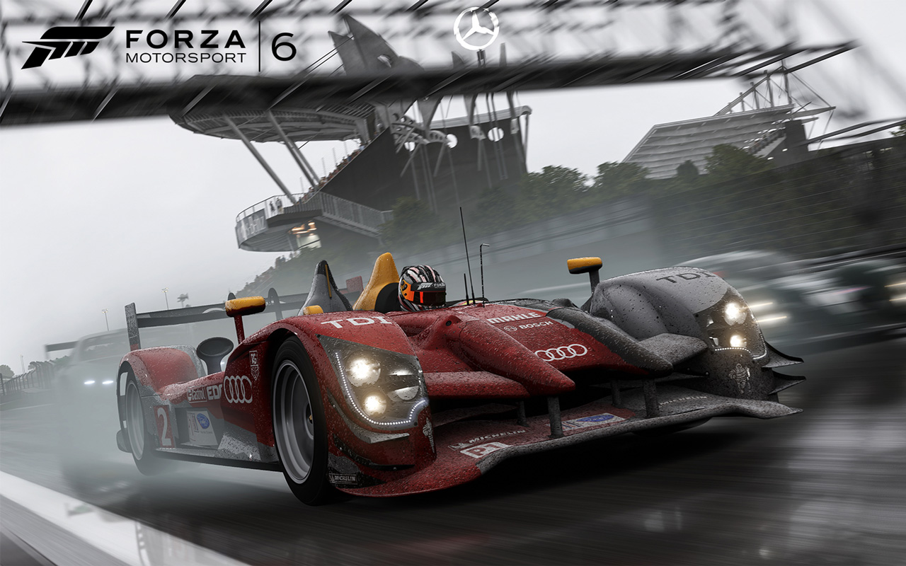 Forza Motorsport 6 Wallpaper in 1280x800 1280x800