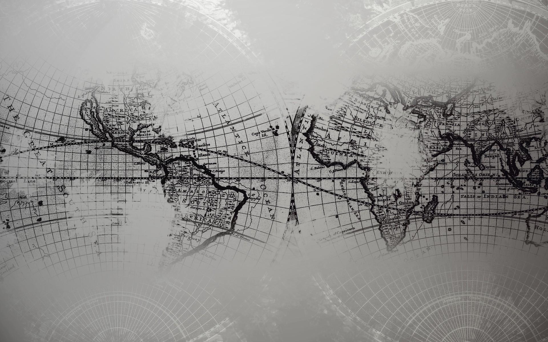 Free Download World Map Wallpaper 1920x1080 Wallpaper 1109541