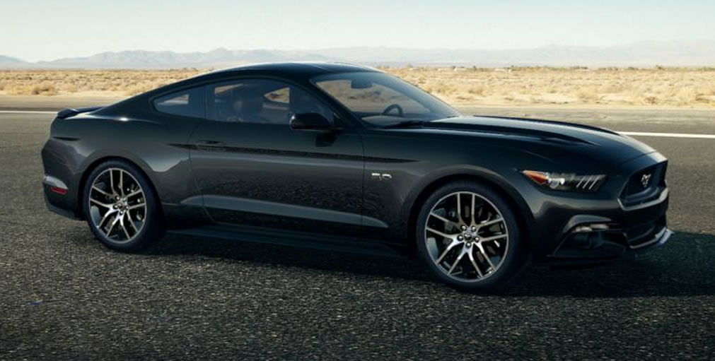 of the 2015 Mustang in all colors Black2015Mustang Mustang Heaven 1011x511
