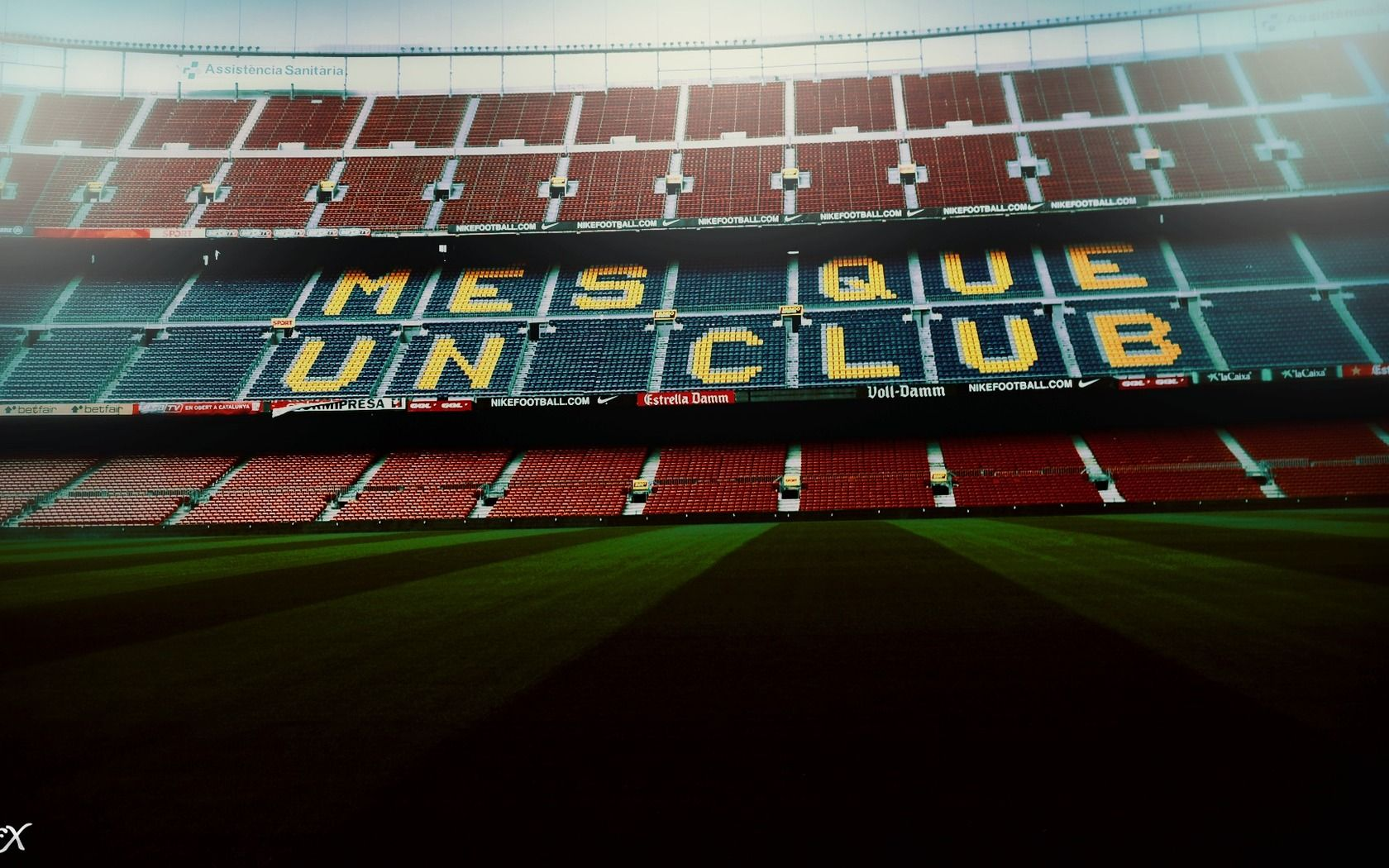 Fonds dcran Camp Nou tous les wallpapers Camp Nou 1680x1050