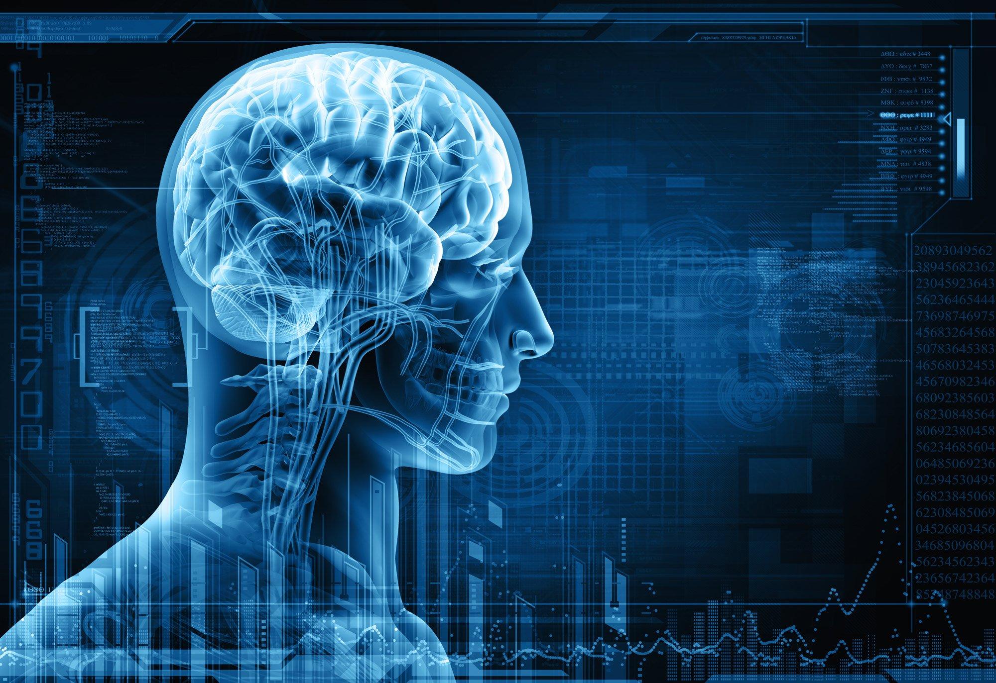 medical head skull digital 3 d x ray xray psychedelic wallpaper 2000x1373