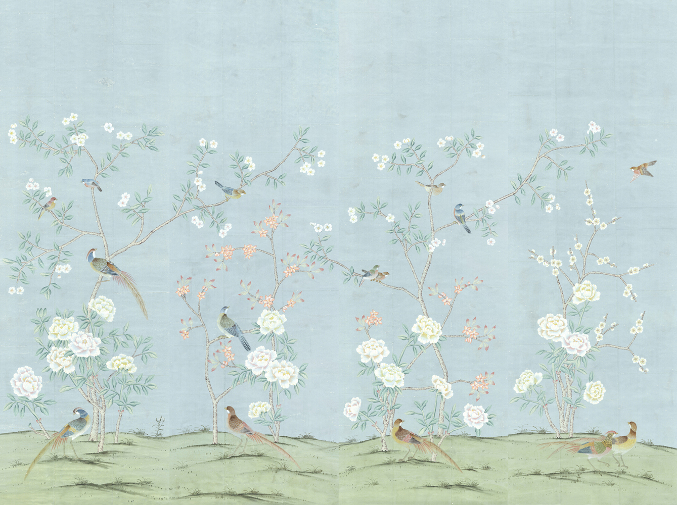 Chinoiserie Wallpaper 1339x1000