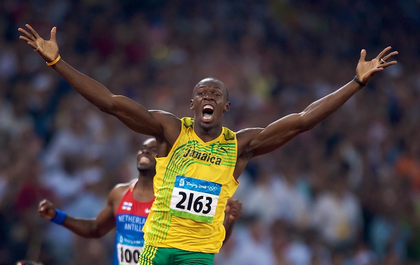 Usain Bolt HD Wallpapers 2012 1400x884