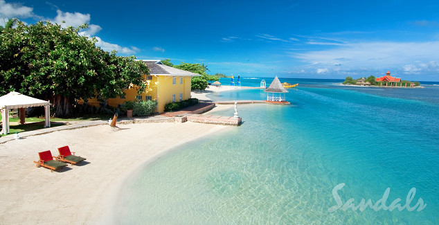 in the background all yours if youre staying at Montego Bay 634x325