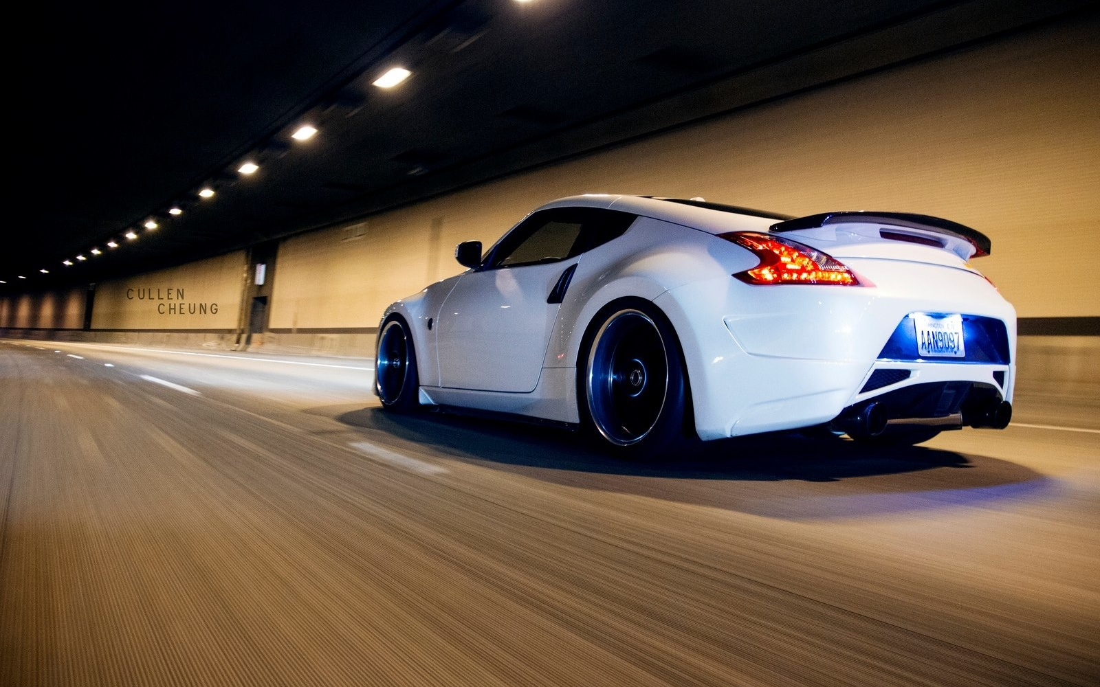 Nissan 370z Computer Wallpapers Desktop Backgrounds 1600x1000 ID 1600x1000