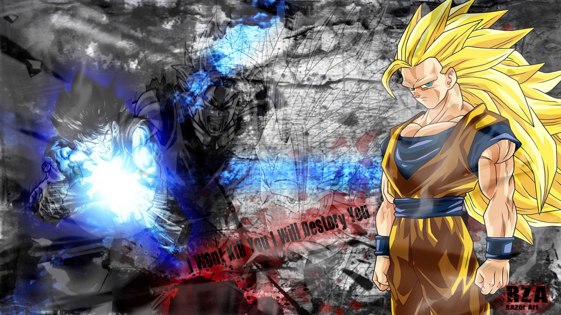 epic dbz wallpapers high resolution - wallpapersafari