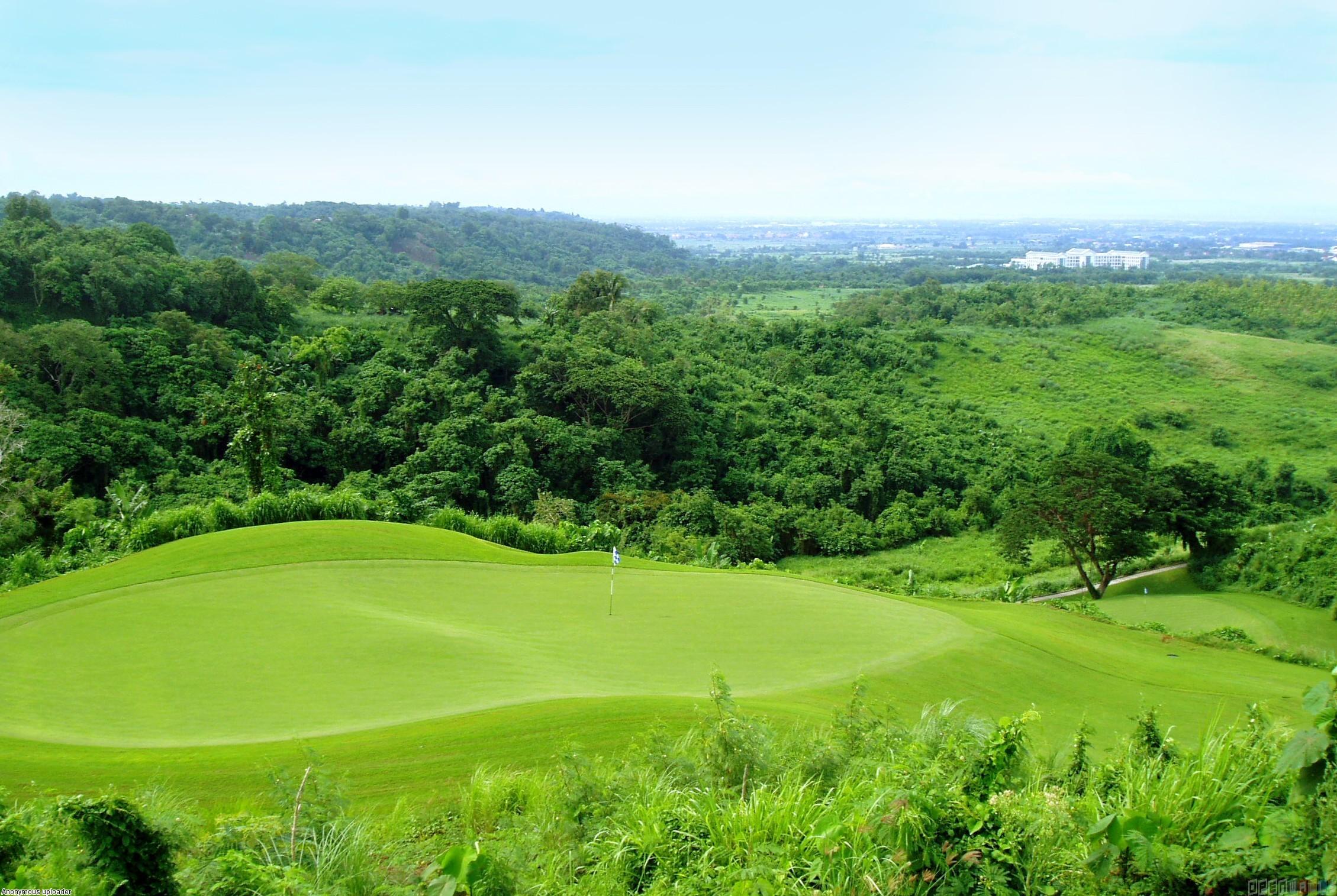 High Resolution Golf Course Wallpaper Golf Wallpapers Quiet 2259x1515