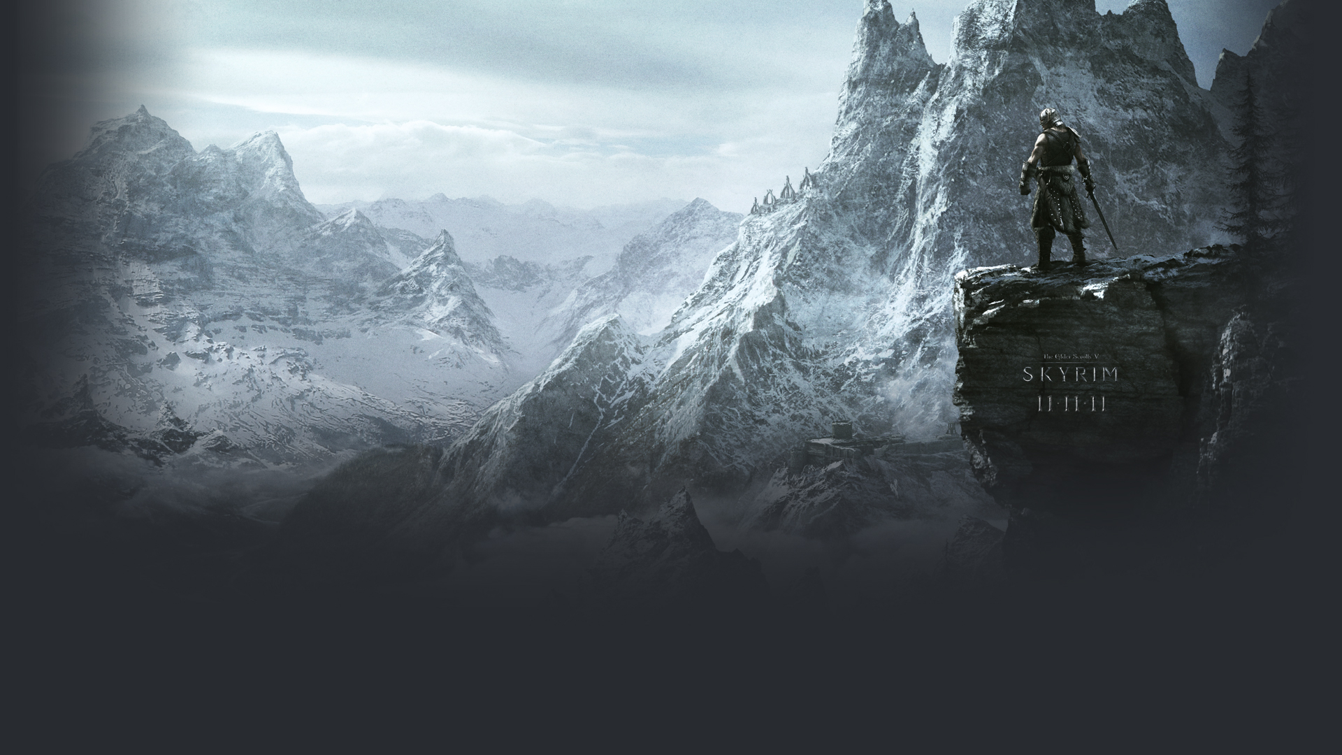 skyrim hd wallpaper 1920x1080 wallpapersafari