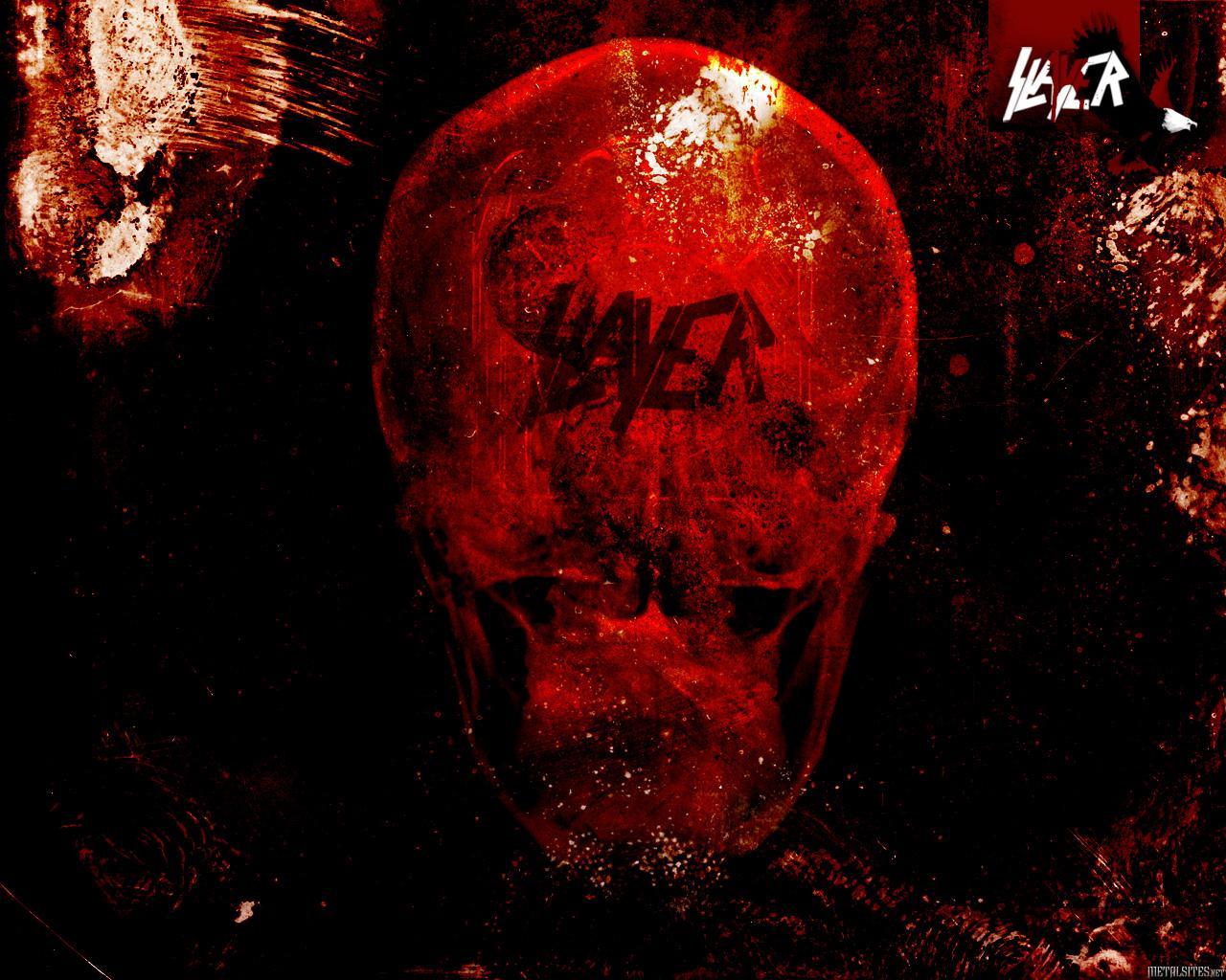 Slayer   Wallpaper 3615 METALSITES 1280x1024