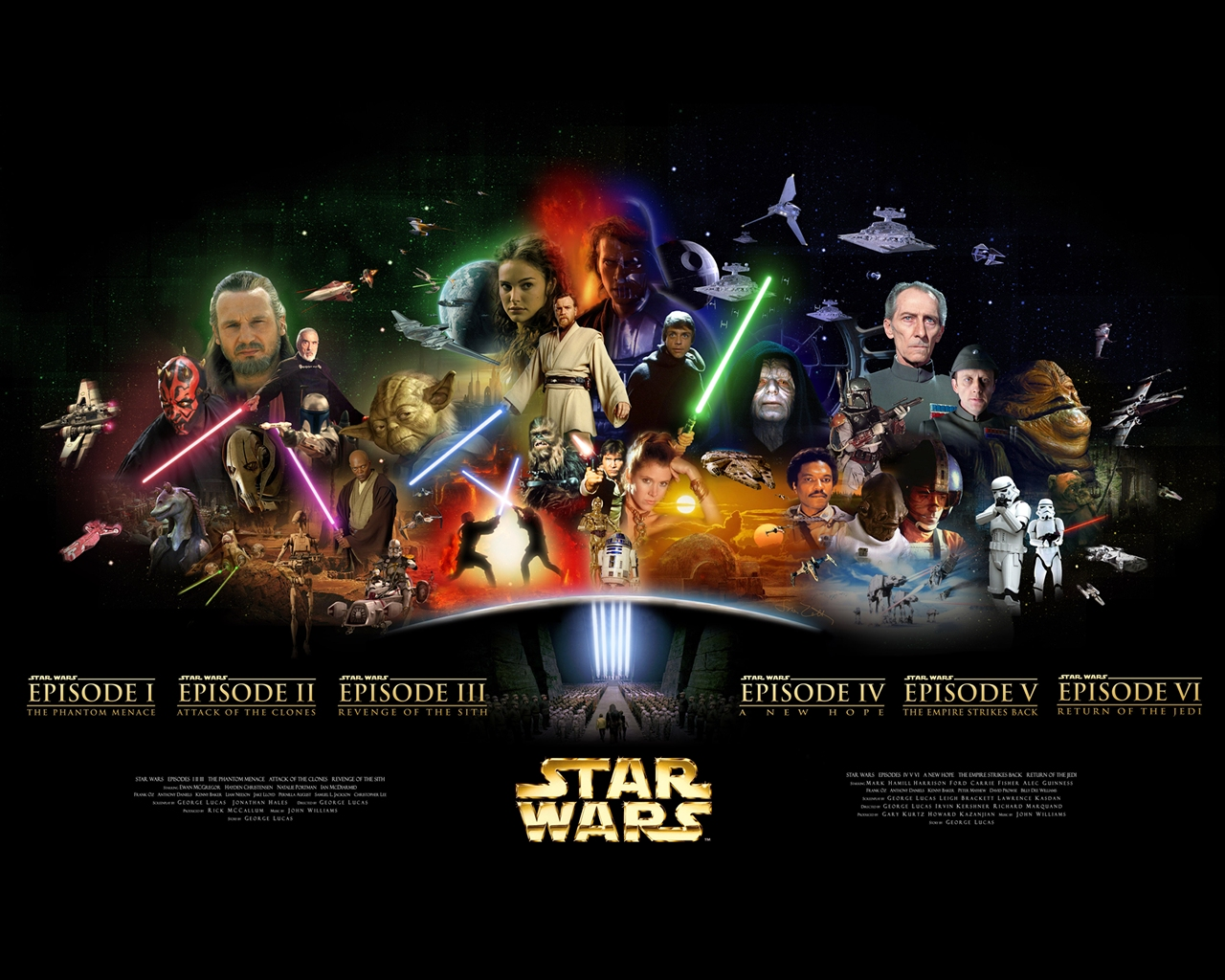 star wars animated wallpaper 1280x1024