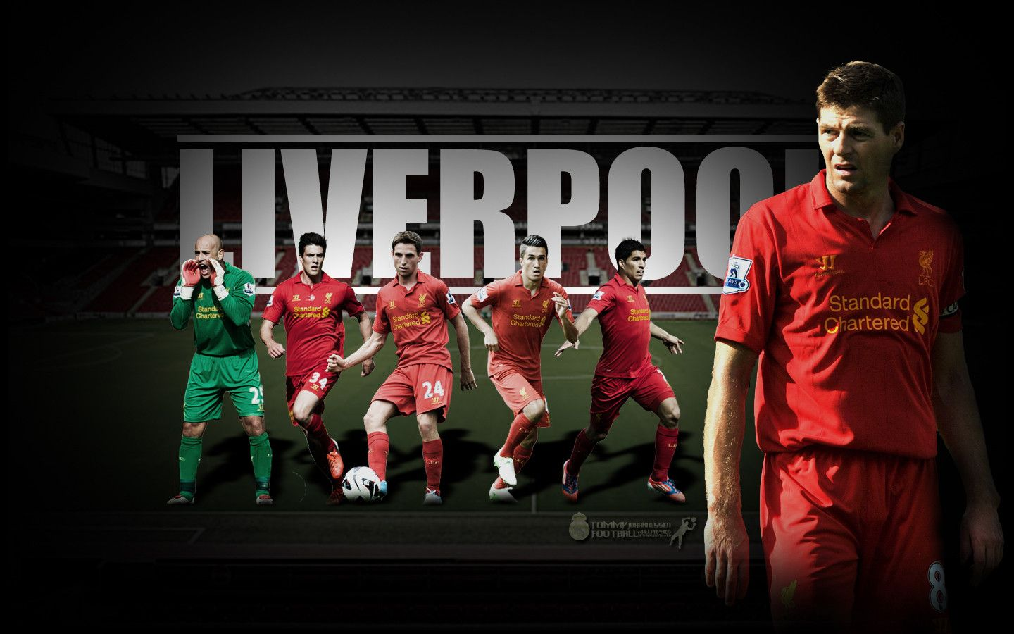 Liverpool Wallpapers 2015 1440x900