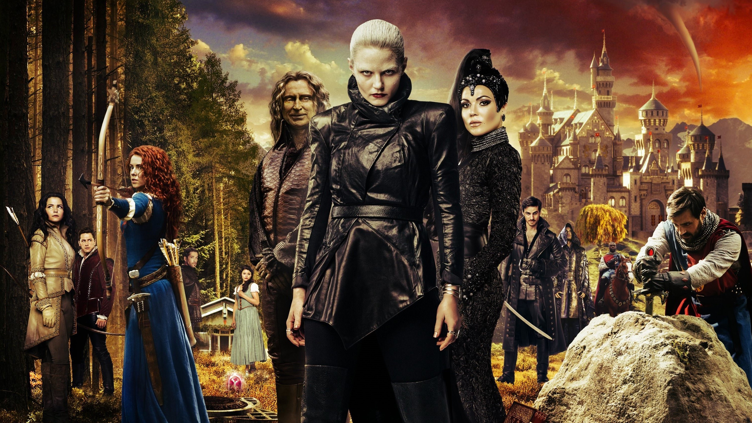 Free Download Once Upon A Time Season 5 Wallpapers Hd Wallpapers