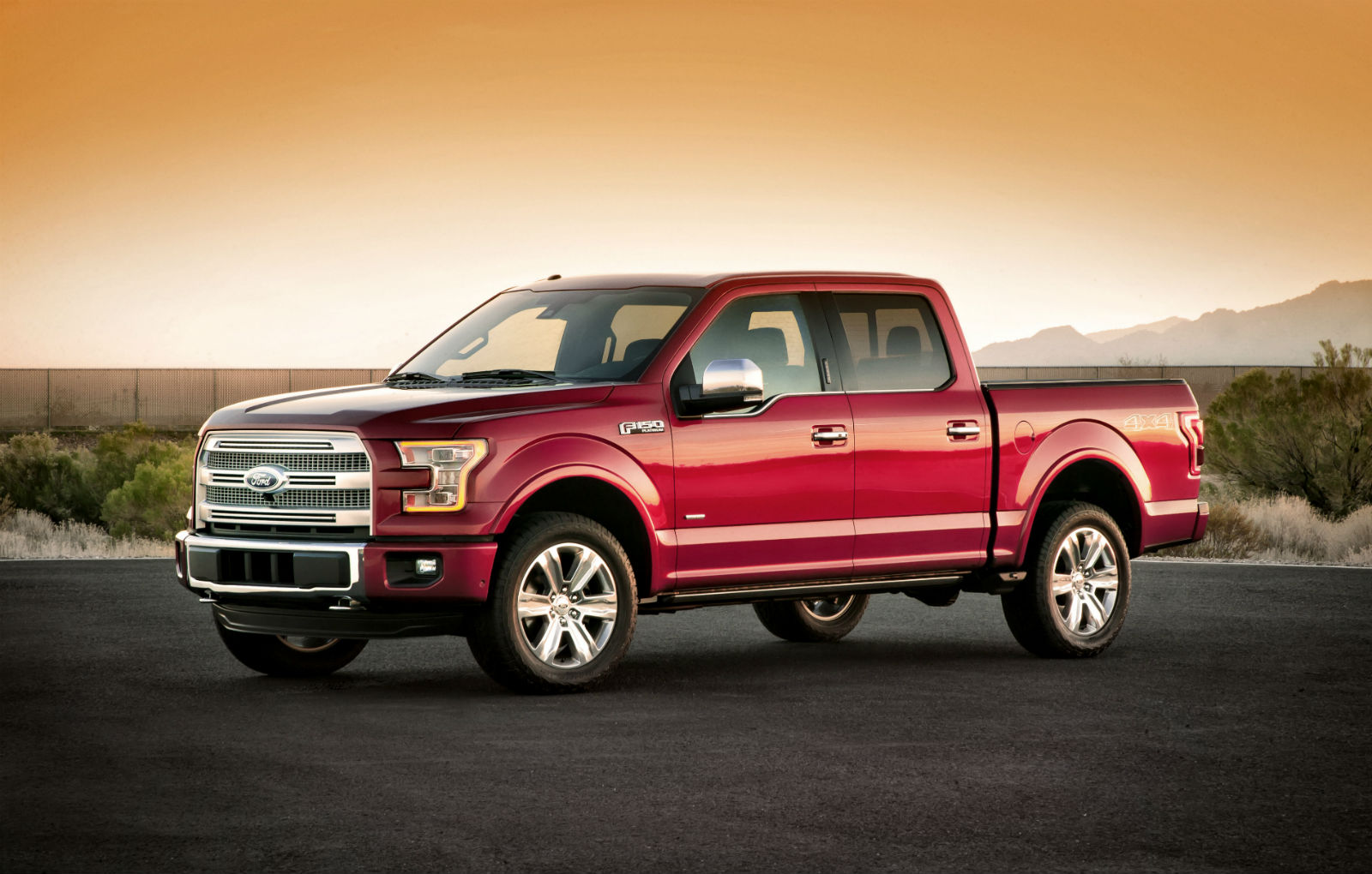 2015 Ford F 150 Wallpaper   HD 1600x1020