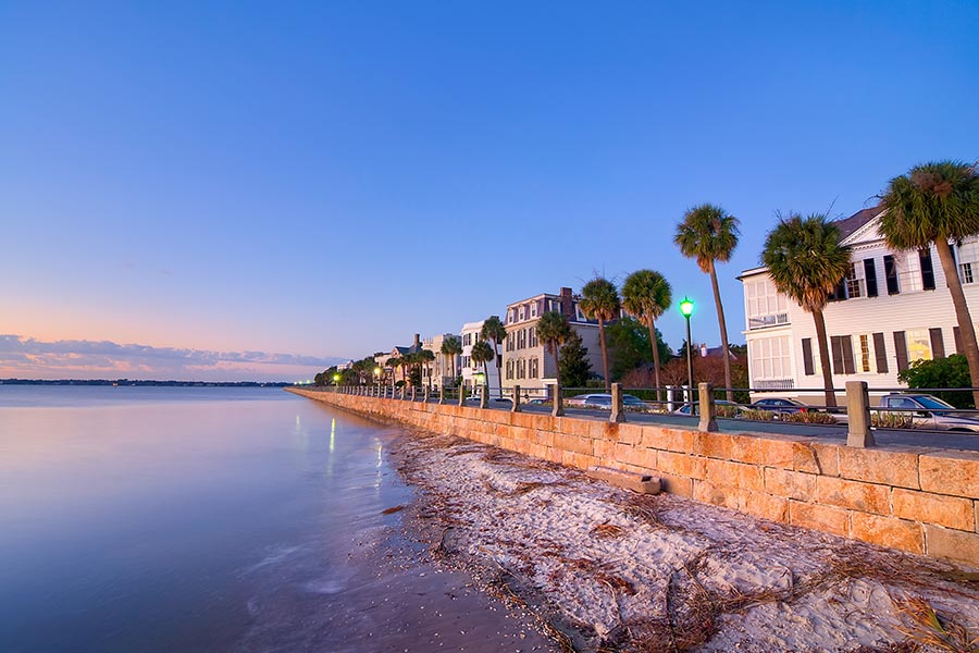 Charleston South Carolina Beaches Rentals 900x600