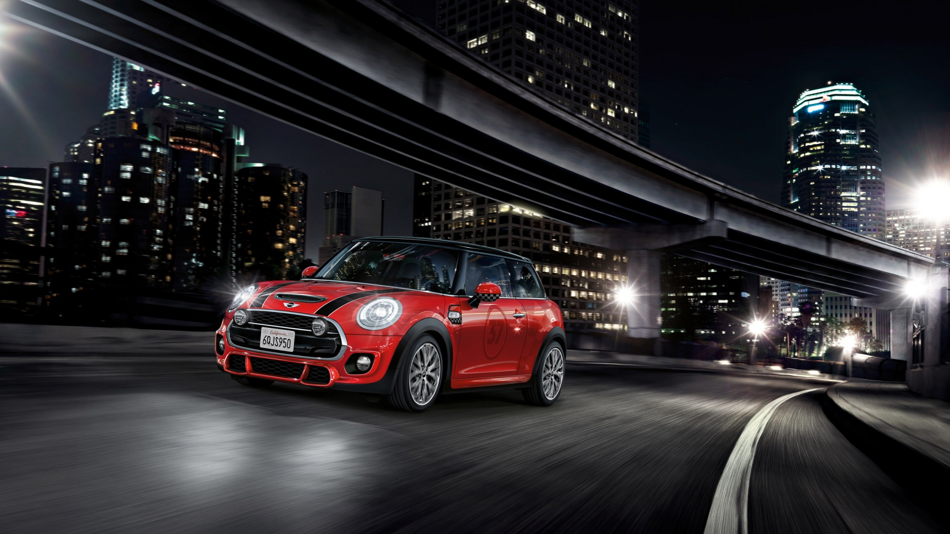 2014 Mini Cooper S F56 Wallpaper HD Car Wallpapers 1920x1080