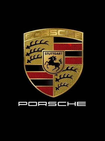 Porsche Logo Shield Wallpaper iPhone Blackberry 360x480