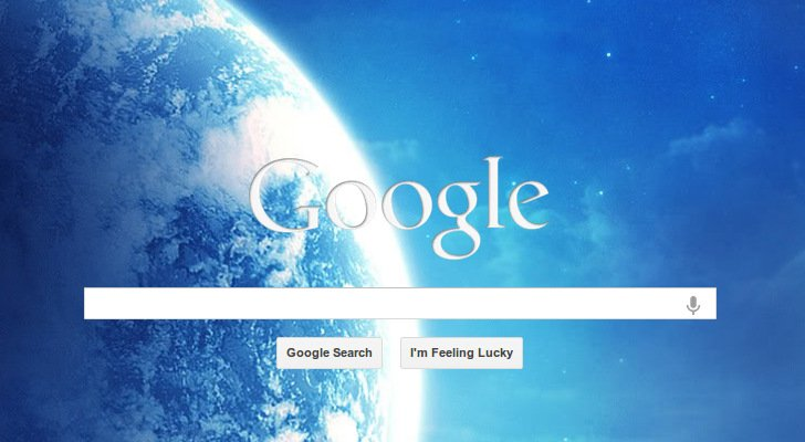 How to Bring Back the Google Homepage Background Image in Chrome 728x400