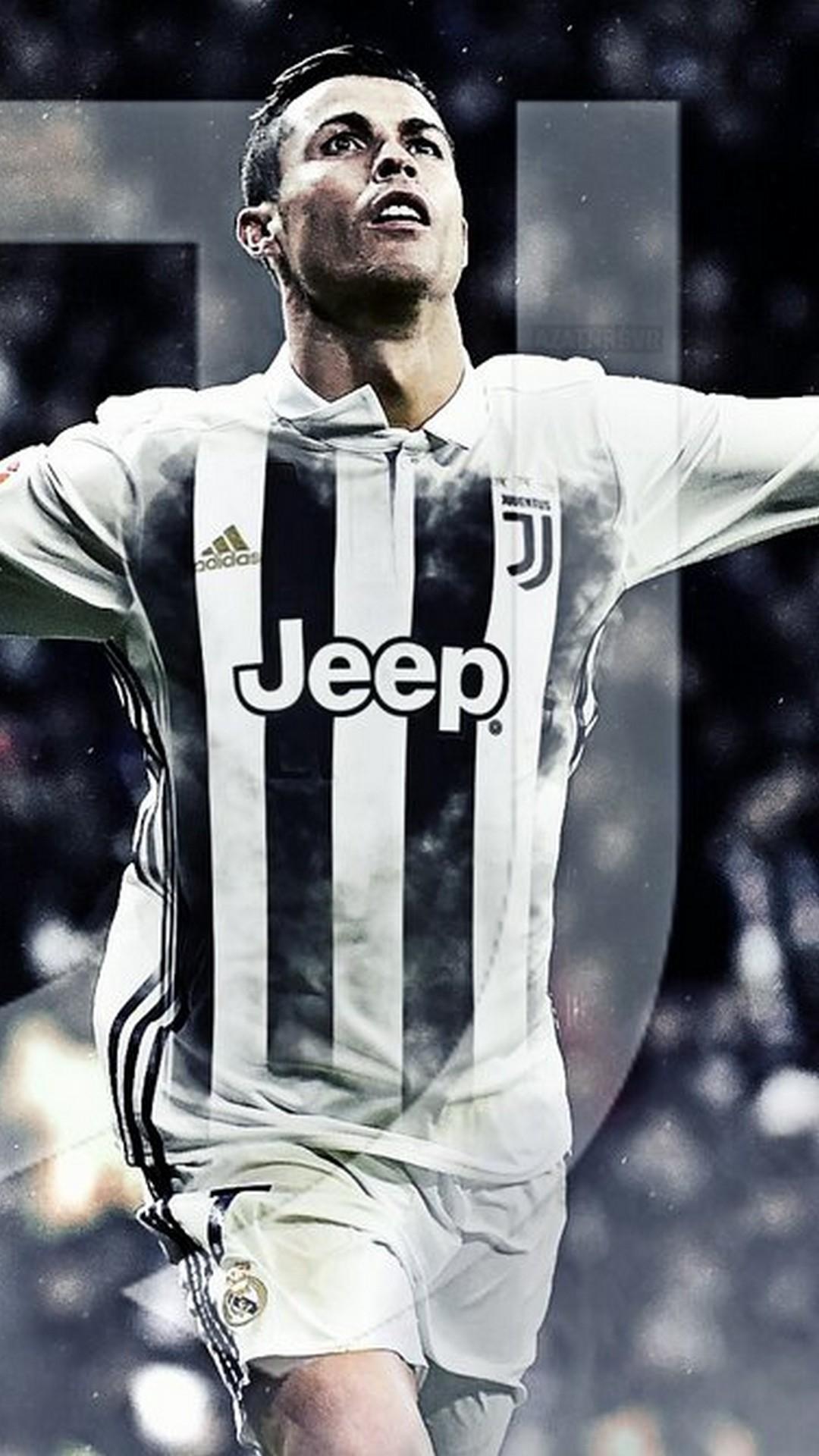 CR7 Juventus Wallpaper iPhone 2019 3D iPhone Wallpaper 1080x1920