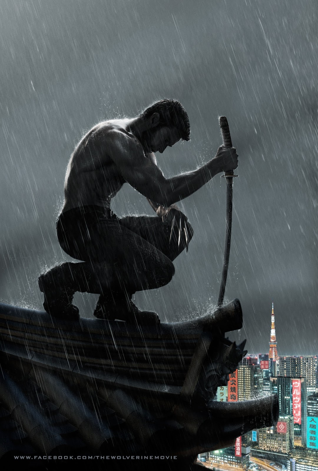 movie 2013 hd movie poster the wolverine movie 2013 hd movie wallpaper 1080x1600