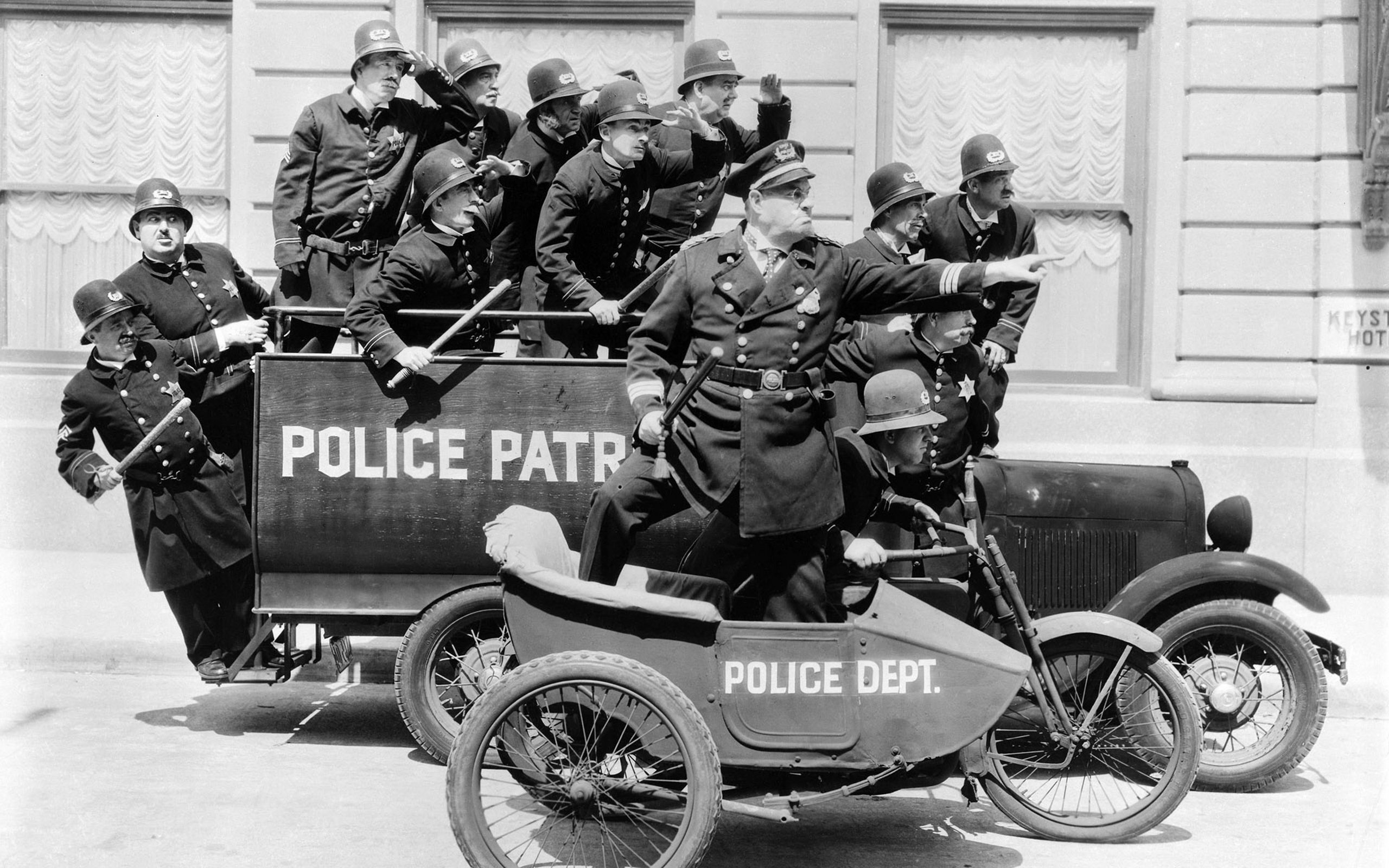 old police cars wallpaper - photo #3