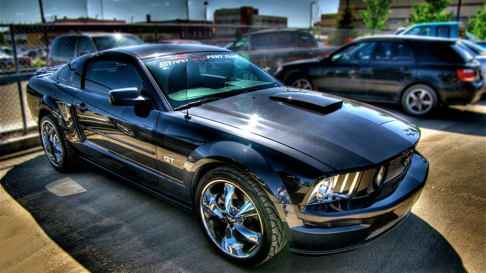 mustang gt500 shelby avto tuning cars ford mustang wallpapers 1920x1080