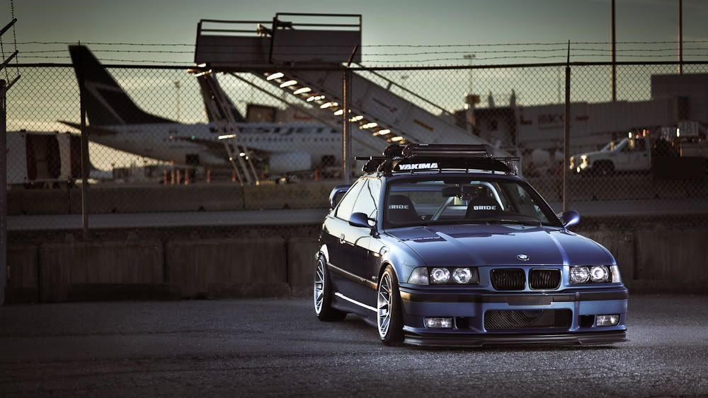 Bmw E36 M3 Wallpapers 1000x563