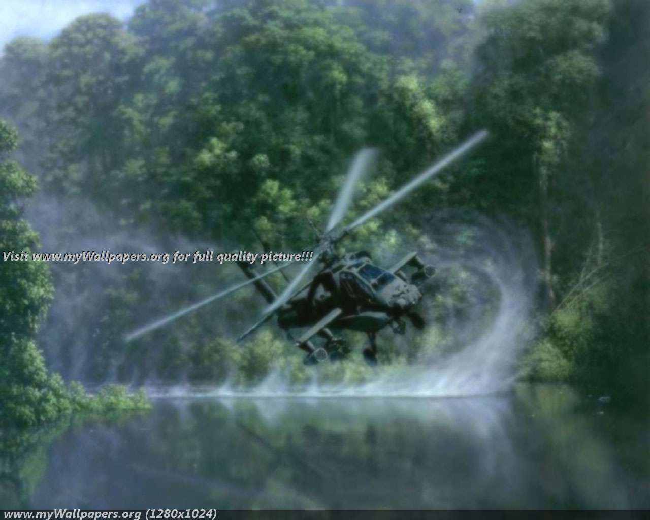 AH 64D Apache Longbow Wallpaper 4076 1280x1024