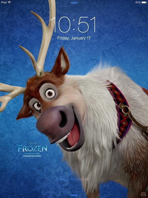 The Disney Movie Frozen Retina Wallpaper   iPhone iPad iPod 480x640