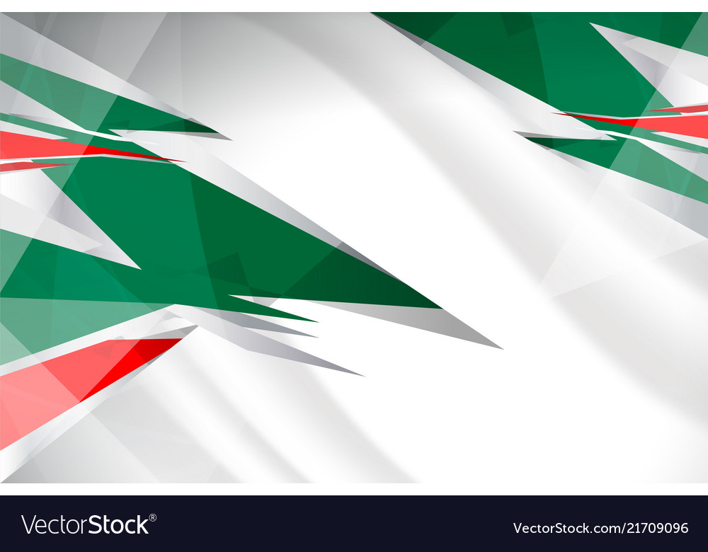 Mexico flag color background Royalty Vector Image 1000x780