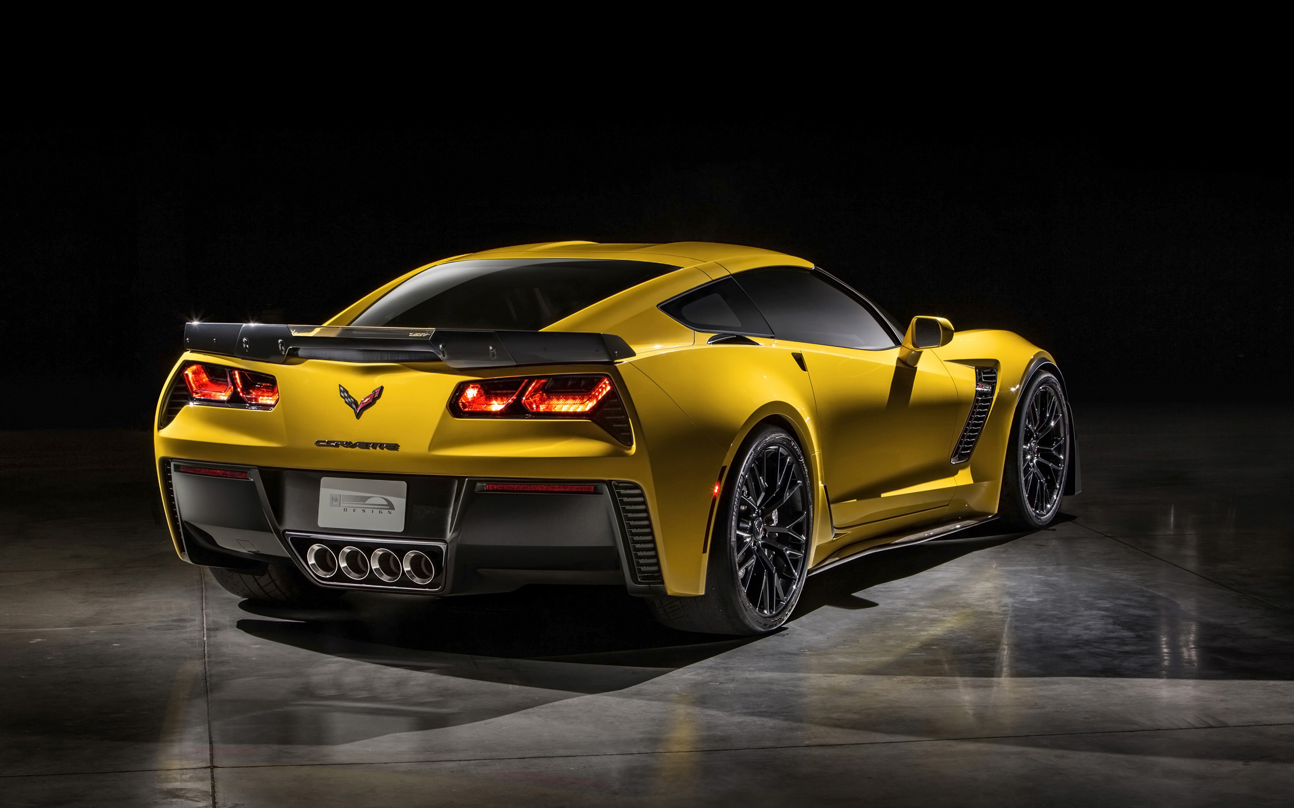 2015 Chevrolet Corvette Z06 2 Wallpaper HD Car Wallpapers 2560x1600