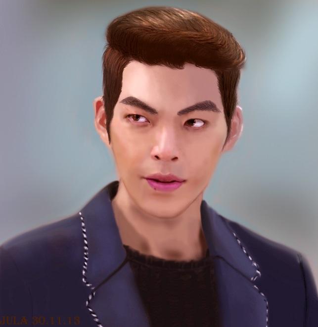 Kim Woo Bin The Heirs by Yulia29 643x660