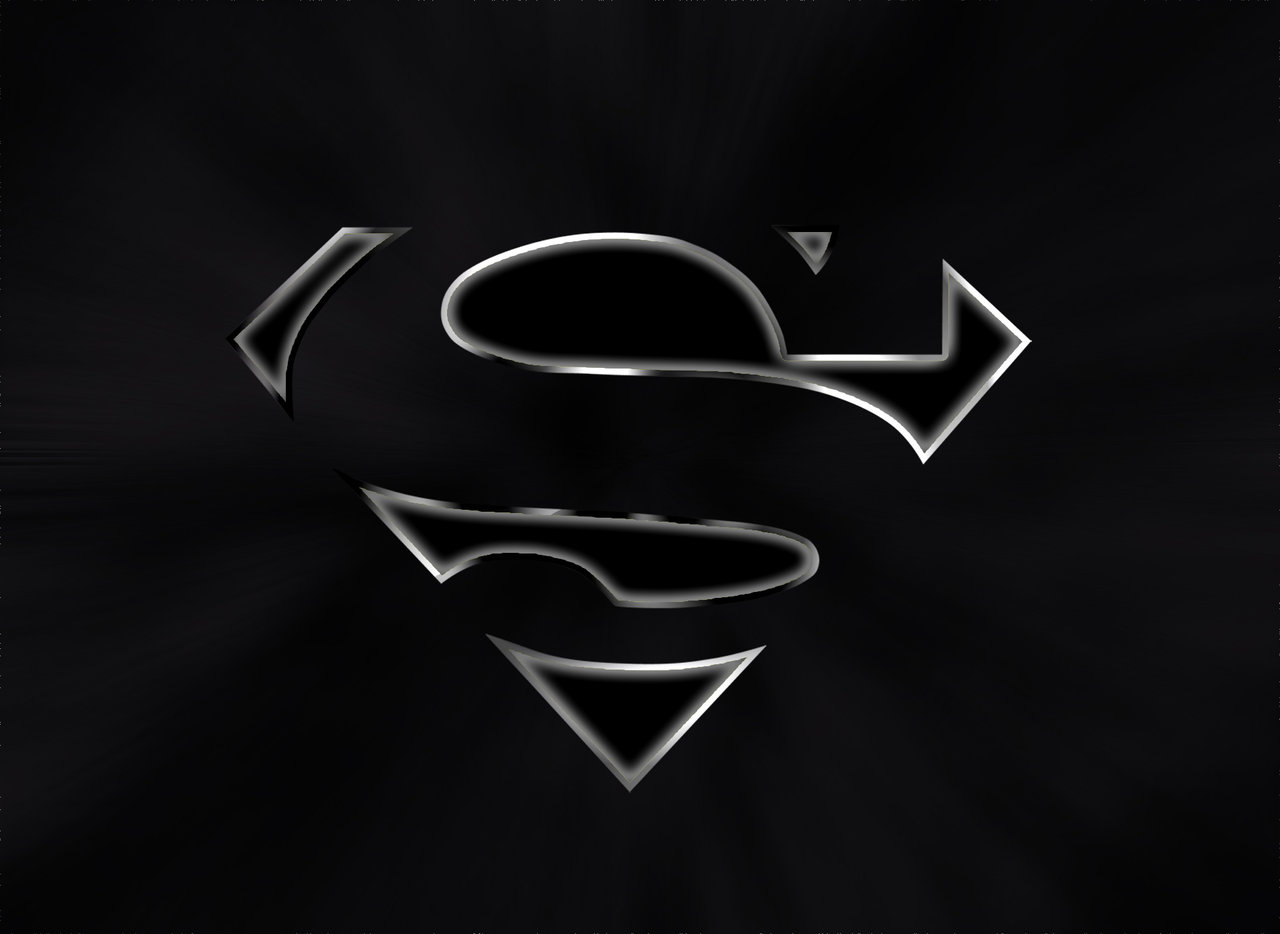 Superman Black II by Wayanoru 1280x934