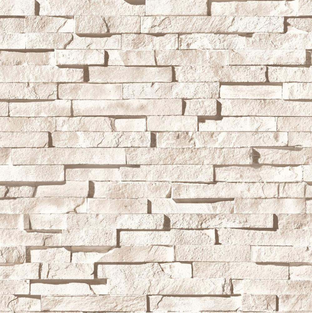MURIVA DECORPASSION THIN SLATE STONE BRICK EFFECT VINYL WALLPAPER 998x1000