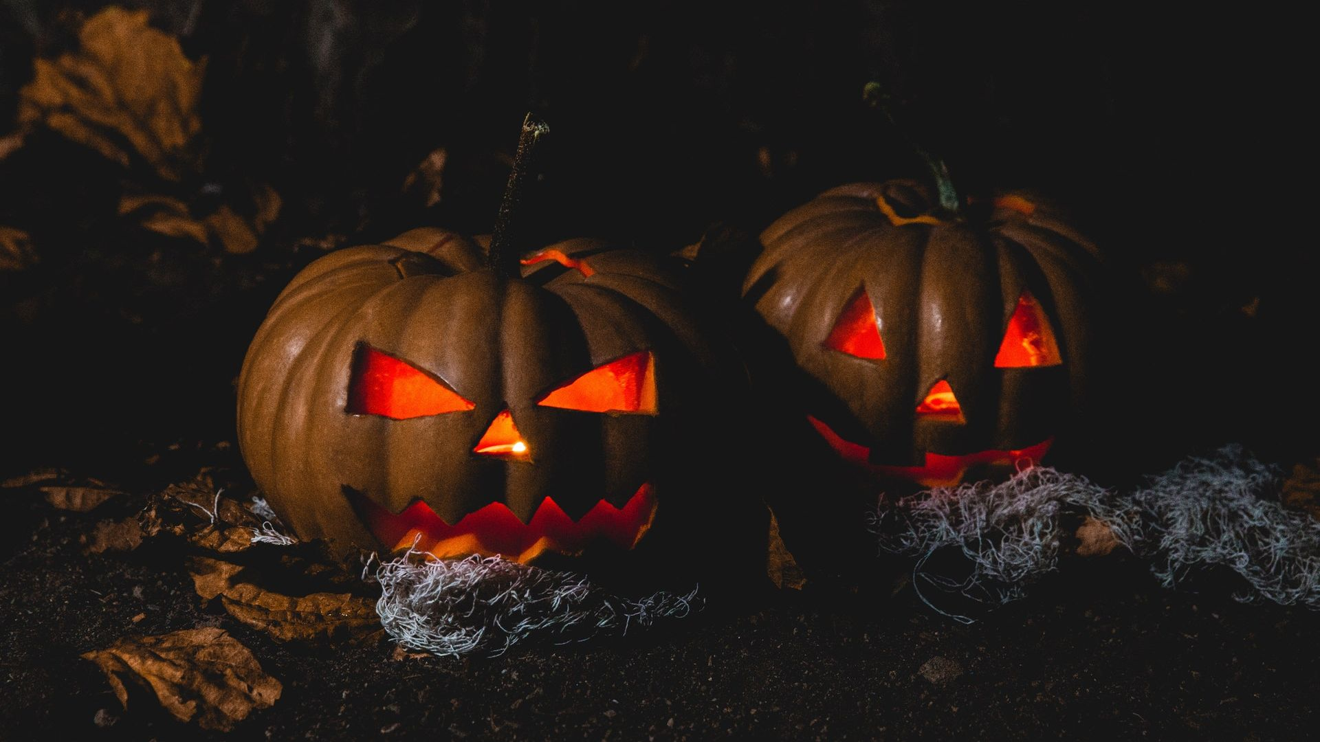 Halloween Creepy Dark Night HD Wallpaper   Wallpaper Stream 1920x1080