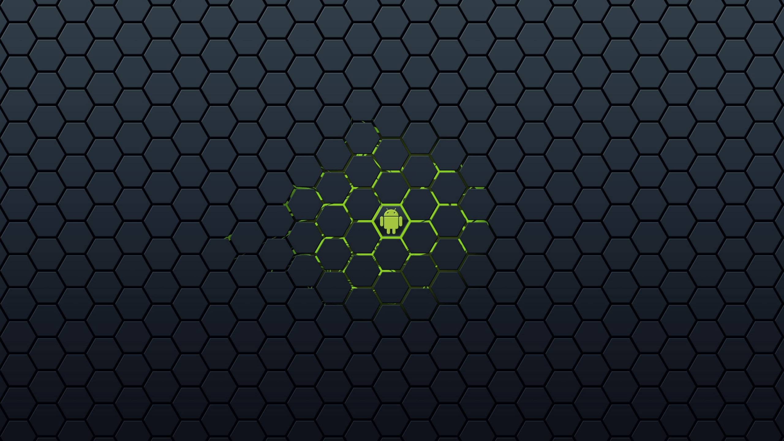 NXT Slidepanel v105 Android Homescreen by KEred15   MyColorscreen 2560x1440