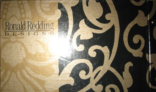 WALLPAPER BOOK Ronald Redding Designs Miniatures Hard to find heavy 500x295