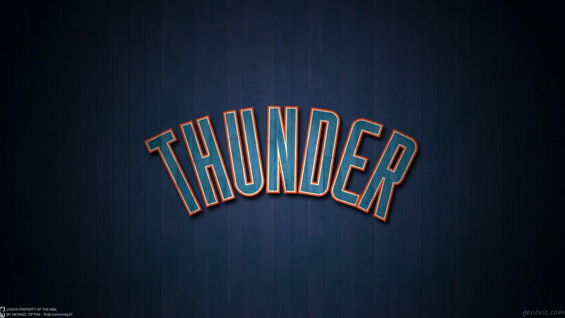 Oklahoma City Thunder Wallpaper HDjpg 1920x1080