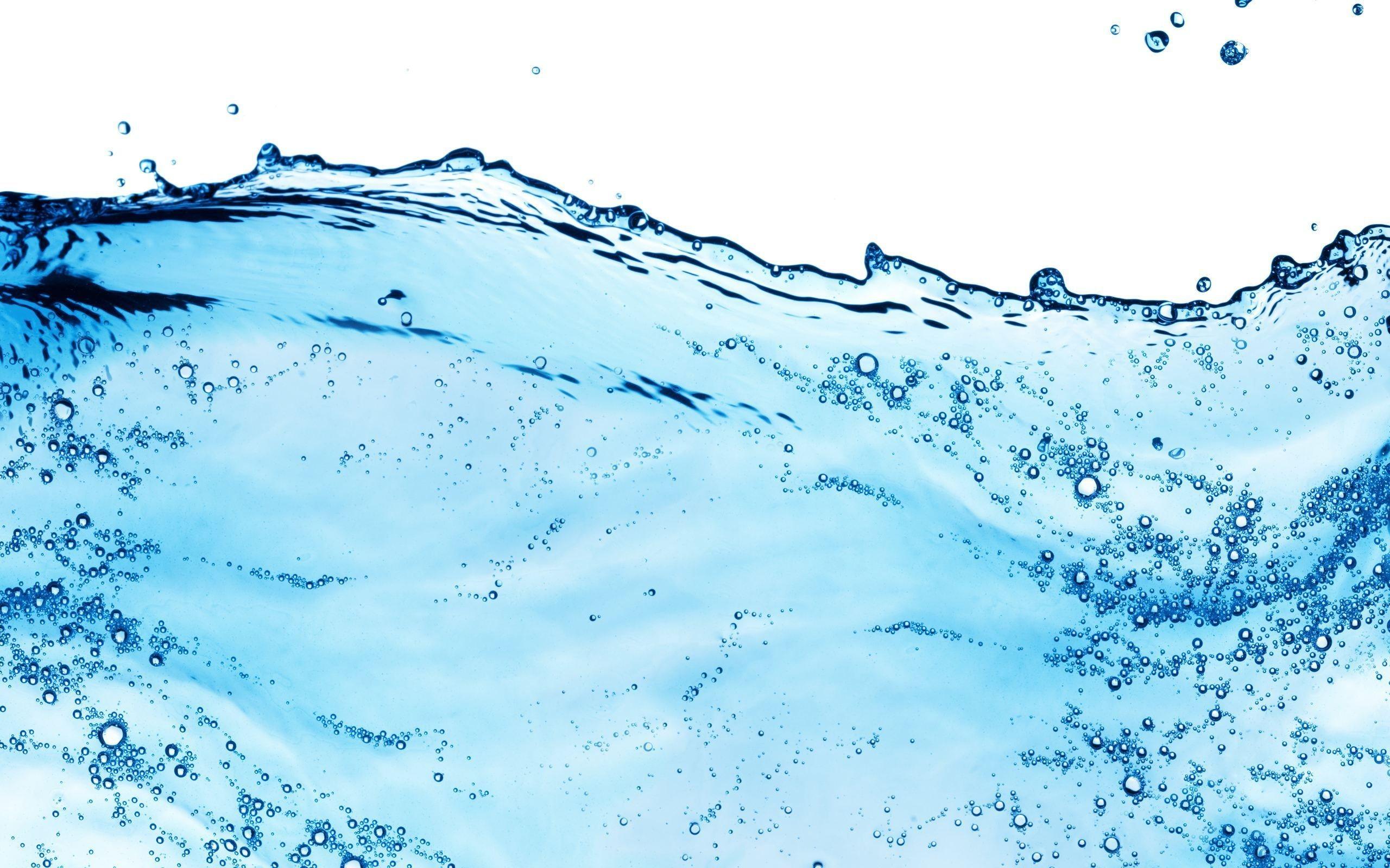Splash Water   Blue Widescreen wallpapers   Deep Water 2560x1600