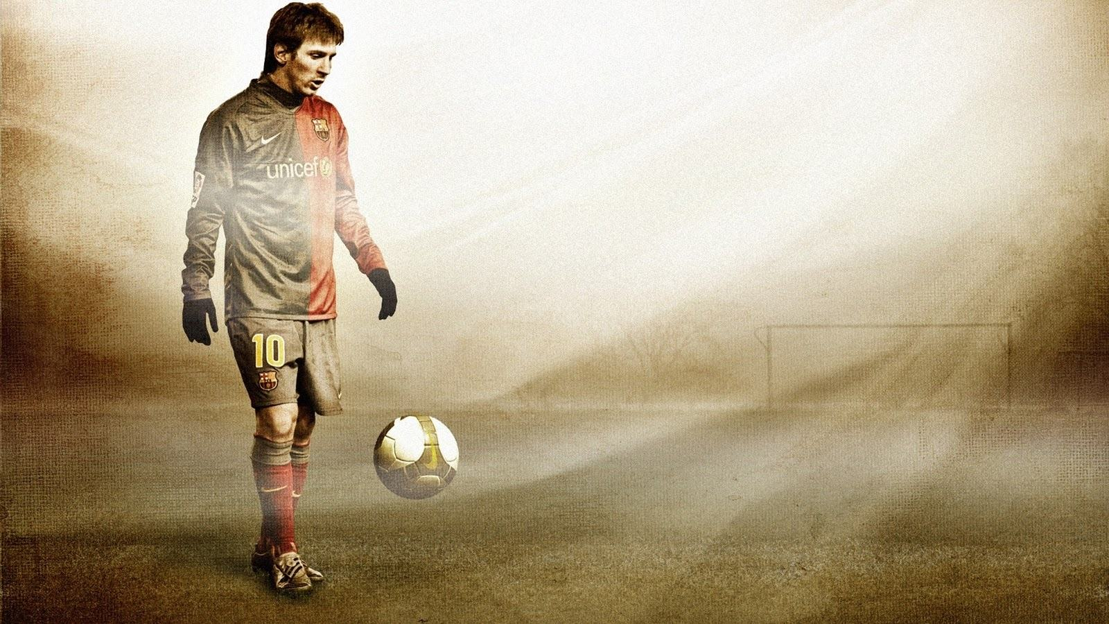 Leo Messi Hd Wallpaper Image Wallpapers 1600x900